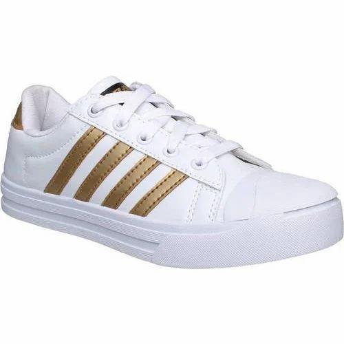 ba574610f95 Sparx Women White Canvas Shoes