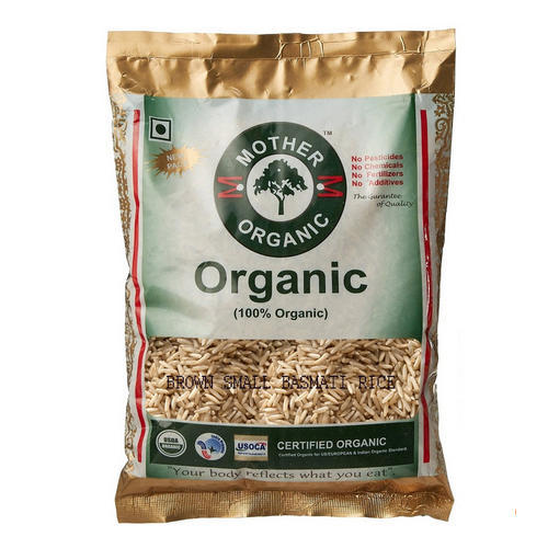 Indian Organic Brown Rice, Rs 199 /packet, Organic World