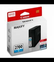 Canon Pgi-2700 Cyan Cartridges