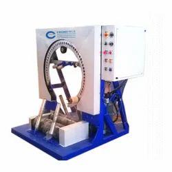Semi-Automatic Standard Coil Wrapping Machine