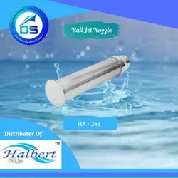 Fountain Ball Jet Nozzle  -  HA-243
