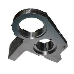 Stainless Steel Shivam Precision Machined Components, Packaging Type: Box