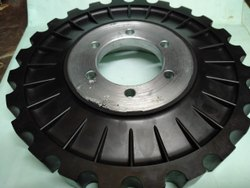 Rubber Coupling Element