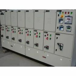 3 Phase AC MCC Panel, For Power Distribution, IP Rating: IP42