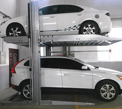Car Parking Lift Sharp Car Parking Lift Manufacturer From Mumbai