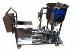 Inline Homogeniser Mixer