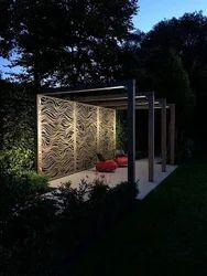 Pergola Laser Cut Screens and Panels