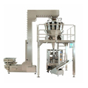 High Speed Servo VFFS Bagger Multihead Weigher Packaging Machine