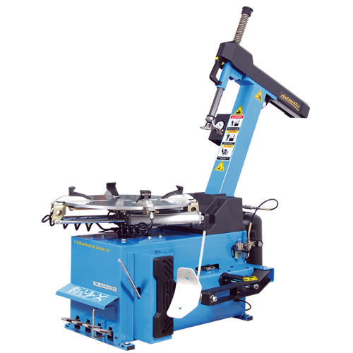 Fully Automatic Tubeless Tyre Changer