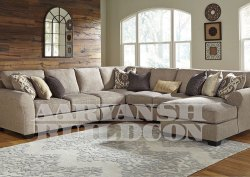 Wooden Brown Fabric Sofa Set, Warranty: 2 Year, Seating Capacity: 8 seater