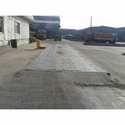 Mild Steel Road Weighbridge
