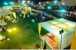 Food, Decoration & Stay Events Organizer, In Bhopal, Seating Capacity: 200