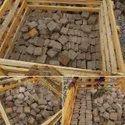 Multicolored Sandstone Cobbles