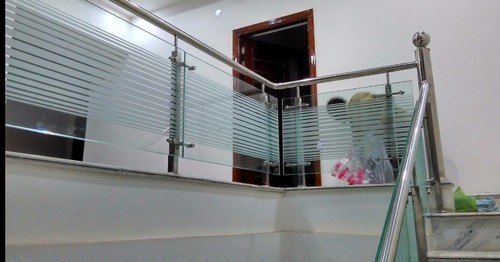 4080ad7f3128f Glass Railings and SS Main Gate Manufacturer