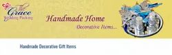 Handmade Decorative Gift Items Packing Services