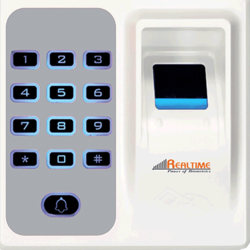 Realtime TD1D Biometric Machine