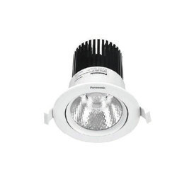 Panasonic COB LED Downlight, IP Rating: IP20