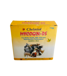 1 kg Chelated Mycogin-DS, Packaging Type: Box