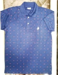 Polo T-Shirt All-Over Printing