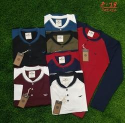 Casual Wear Branded Plain T-Shirt