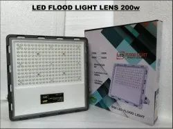 200W LED Flood Light with Poly-Carbonate Lens