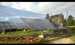 15 HP Solar Water Pump