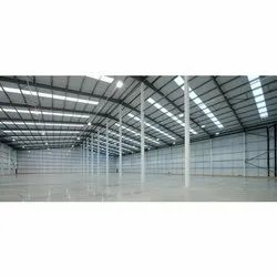 Stainless Steel SS Warehouse Shed