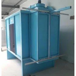 Three Phase Iron Powder Spray Booth