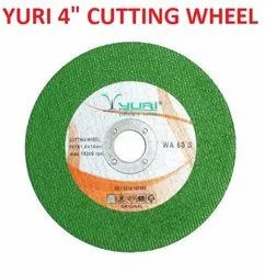 Yuri 4 inch cutting wheel