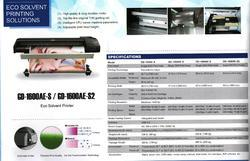 64  Eco Solvent Printer with DX 5