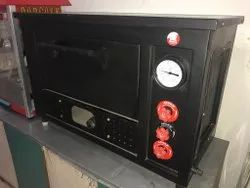 Commercial Single Deck single tray Pizza Oven LPG