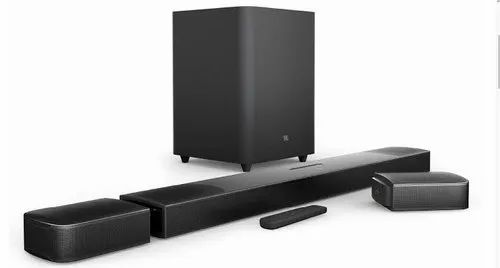 Black JBL BAR 9.1 True Wireless Surround with Dolby Atmos, For Home  Theatre, Rs 83000 /unit | ID: 22491516433