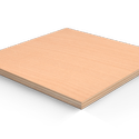 Plywood Sheet 12 Mm, For Furniture, Size: 6.3-6.6 Feet