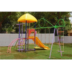 Kids Combo Swing Slide Set