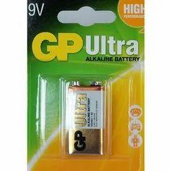 GP Ultra Alkaline Batteries