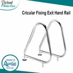 Circular Fixing Exit Hand Rails