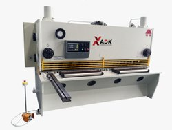 CNC Hydraulic Swingbeam Shearing Machine