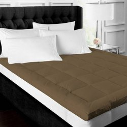 Fitted Mattress Topper
