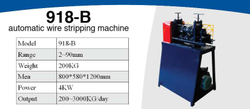 918-b Automatic Wire Stripping Machine