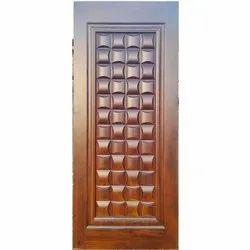 78x30 Inch Wooden Hinged Door