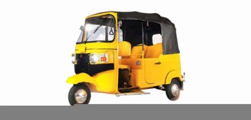 Petrol and CNG 4 Seater Tuk Tuk Auto Rickshaw, ZSI Top Model
