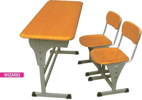 Fantastic Double Seater Classroom Desk School Furniture Fascino Machost Co Dining Chair Design Ideas Machostcouk