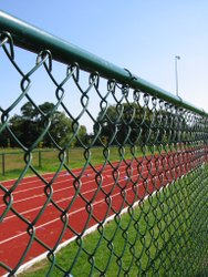 Pvc Fence Chain Link
