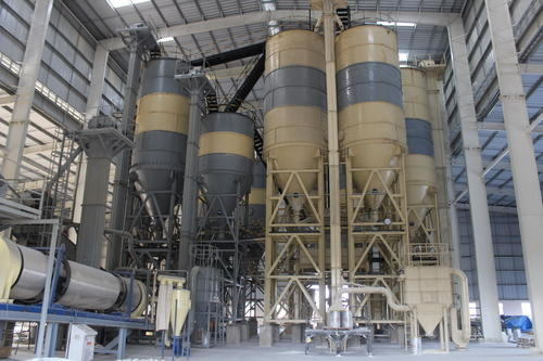 Dry Mortar Manufacturing Plant, Automation Grade: Fully Automatic,  Capacity: 2 Tph - 20 Tph, Rs 10000000 /unit | ID: 19687168488