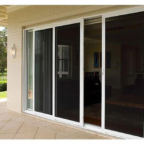 Gentil Aluminium Frame Sliding Door