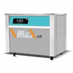 Semi Automatic Box Strapper Machine