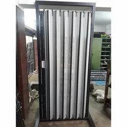Lift Imperforated Door