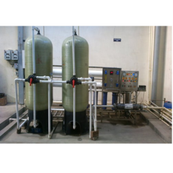 Commercial Water RO Plant