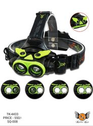 2 LED Headlamp
