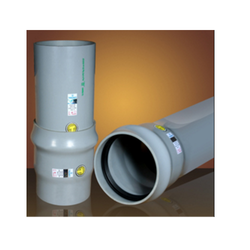 Ringfit UPVC Pipe
